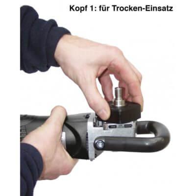 JOKER EASY DI Vario (Kombi Bohr- u. Schleifmaschine)